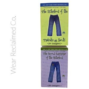 Sisterhood of the Traveling Pants Series 1-2 Books